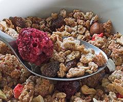 Knuspermüsli von Aldi - wie schmeckt es