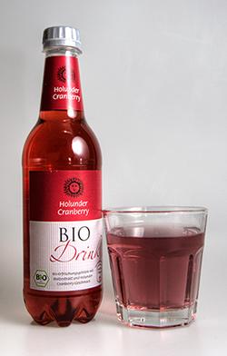Biodrink von Aldi - im Test